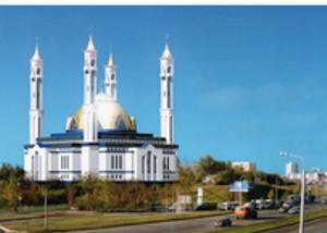 фото мечети в уфе